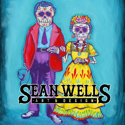 Sean Wells Art